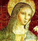 Santa Clara, patrona da televisão