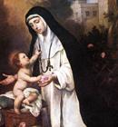 Santa Rosa de Lima, primeira santa da América do Sul