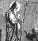São Zeferino, chefiou a Igreja de Cristo