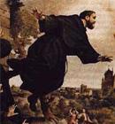 São José de Cupertino, enriqueceu a Igreja com sua santidade