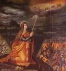 Santa Genoveva - Virgem Consagrada