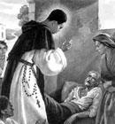 São Martinho de Lima, cheio do Espírito Santo