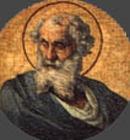 São Deodato - Papa em Roma