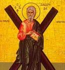 Santo André Apóstolo, foi discípulo de João Batista