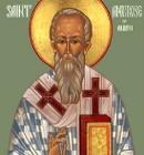 Santo Ambrósio - Bispo e Doutor da Igreja
