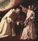 São Pedro Nolasco, devoto da Santíssima Virgem
