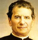 São João Bosco, um homem voltado para o céu