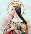 Santa Matilde, mulher cheia de compaixão