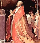 Santo André Corsini, um santo bispo