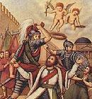 São Crescente, foi martirizado por não negar a Jesus Cristo
