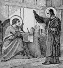 Santo Aniceto, combateu o racionalismo