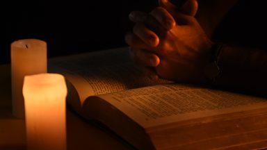 A fé é o alicerce necessário para nos salvar