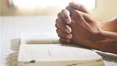 Jesús sana nuestro corazón agitado