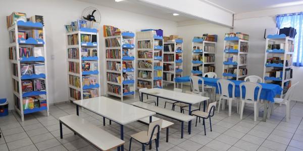 Biblioteca Domingos Sávio
