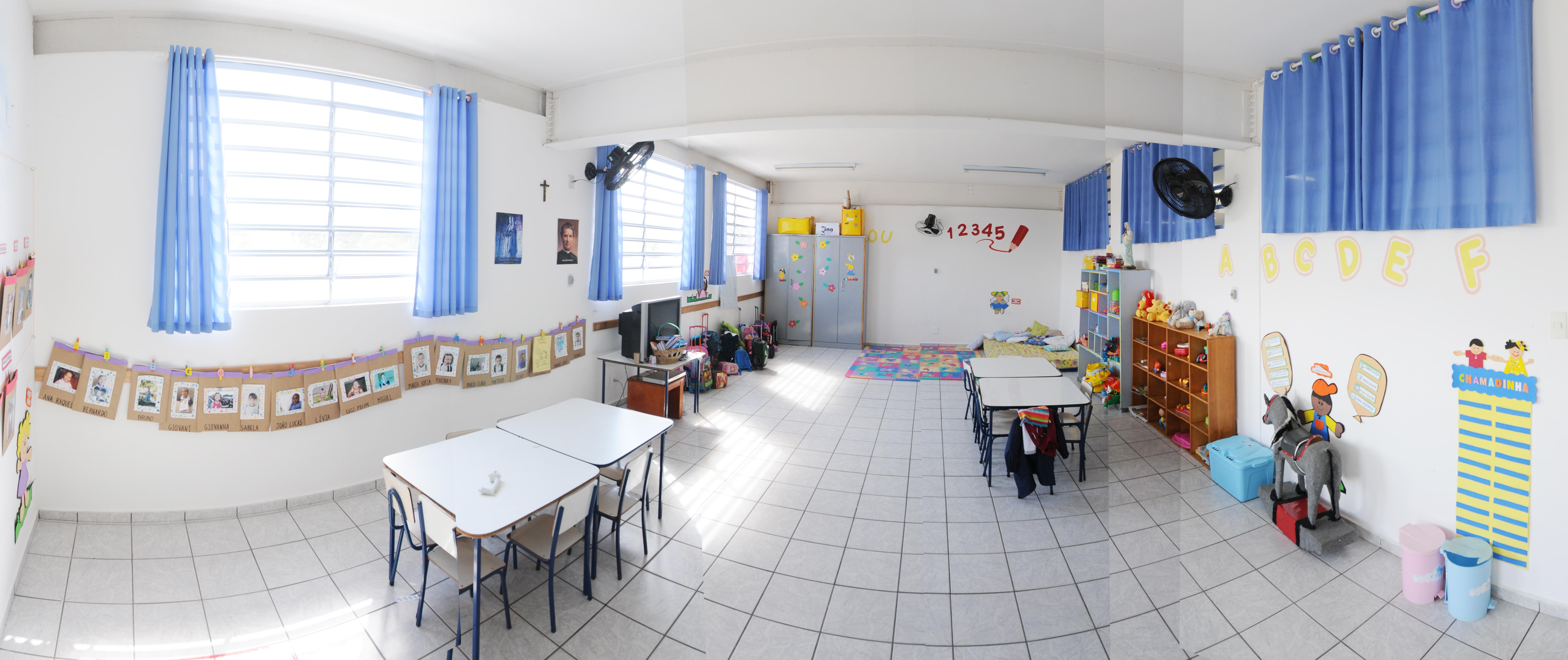 Sala Educação Infantil Instituto Canção Nova