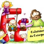 Calendário da Catequese