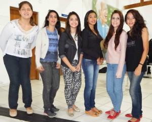 Voluntárias do Maranathá ICN
