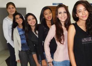 Voluntárias do Maranathá ICN 2015