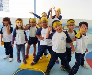Educação Infantil Comemora Dia das Crianças