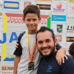João Guilherme Araújo Medalha de ouro