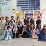 Comemoração do Dia de Todos os Santos