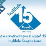 Comemoração dos 15 anos da Escola