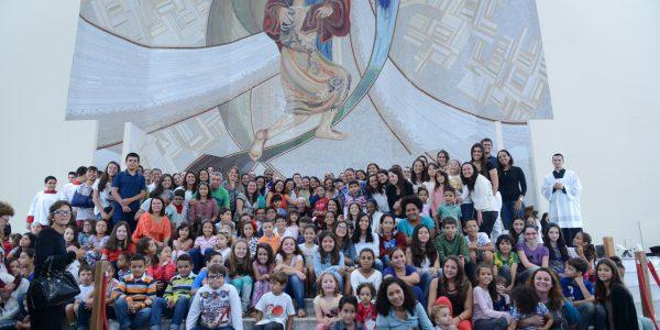 Missa dos 15 anos do Instituto Canção Nova no Santuário Pai das Misericórdias-SP|Foto: Wesley Almeida