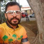 Elias Pereira Júnior será um dos condutores da Tocha em Rezende (RJ), no dia 28 de julho / Foto: Arquivo Pessoal
