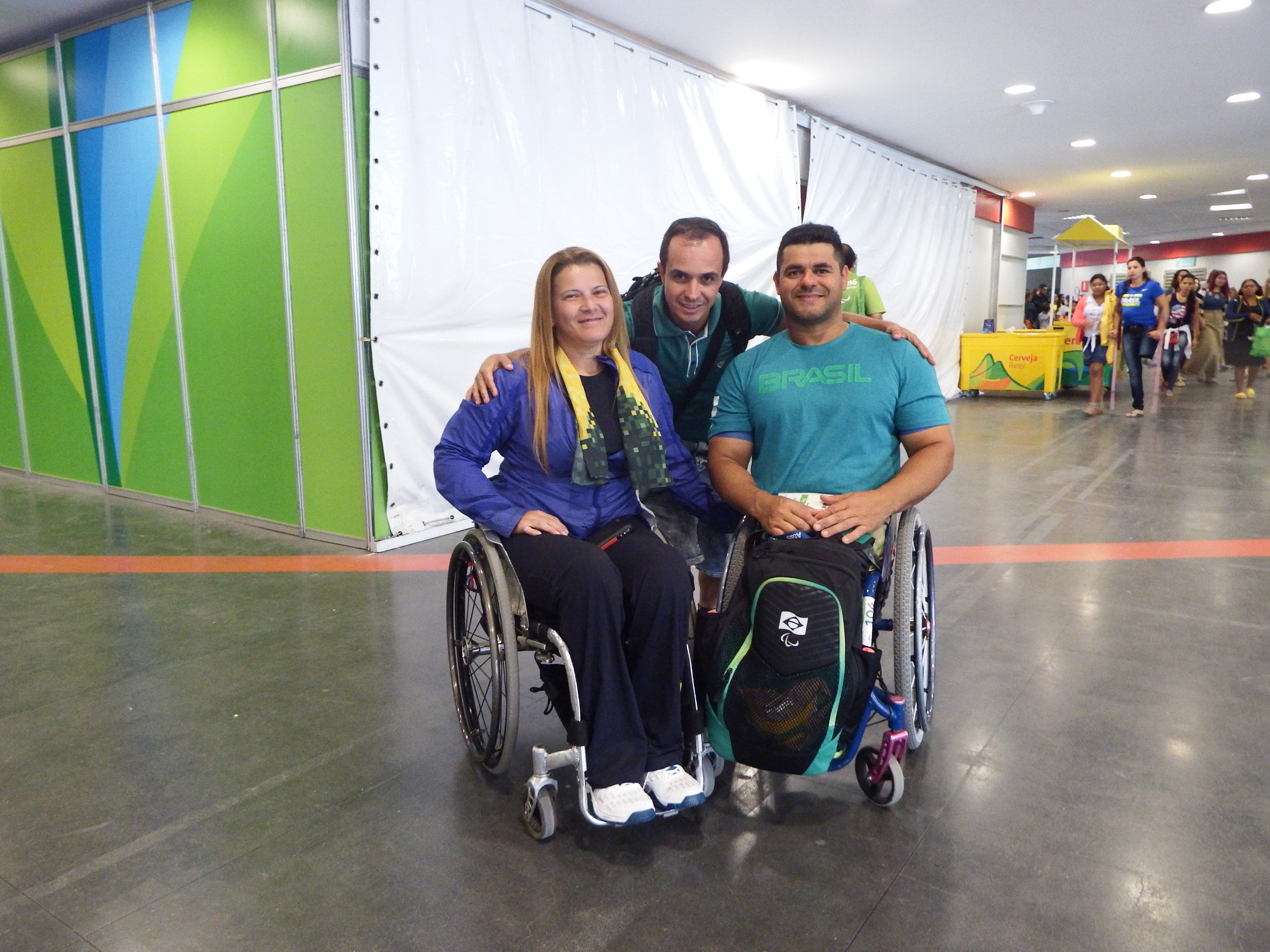Passeio Pedagógico - Paralímpiadas  Rio 2016