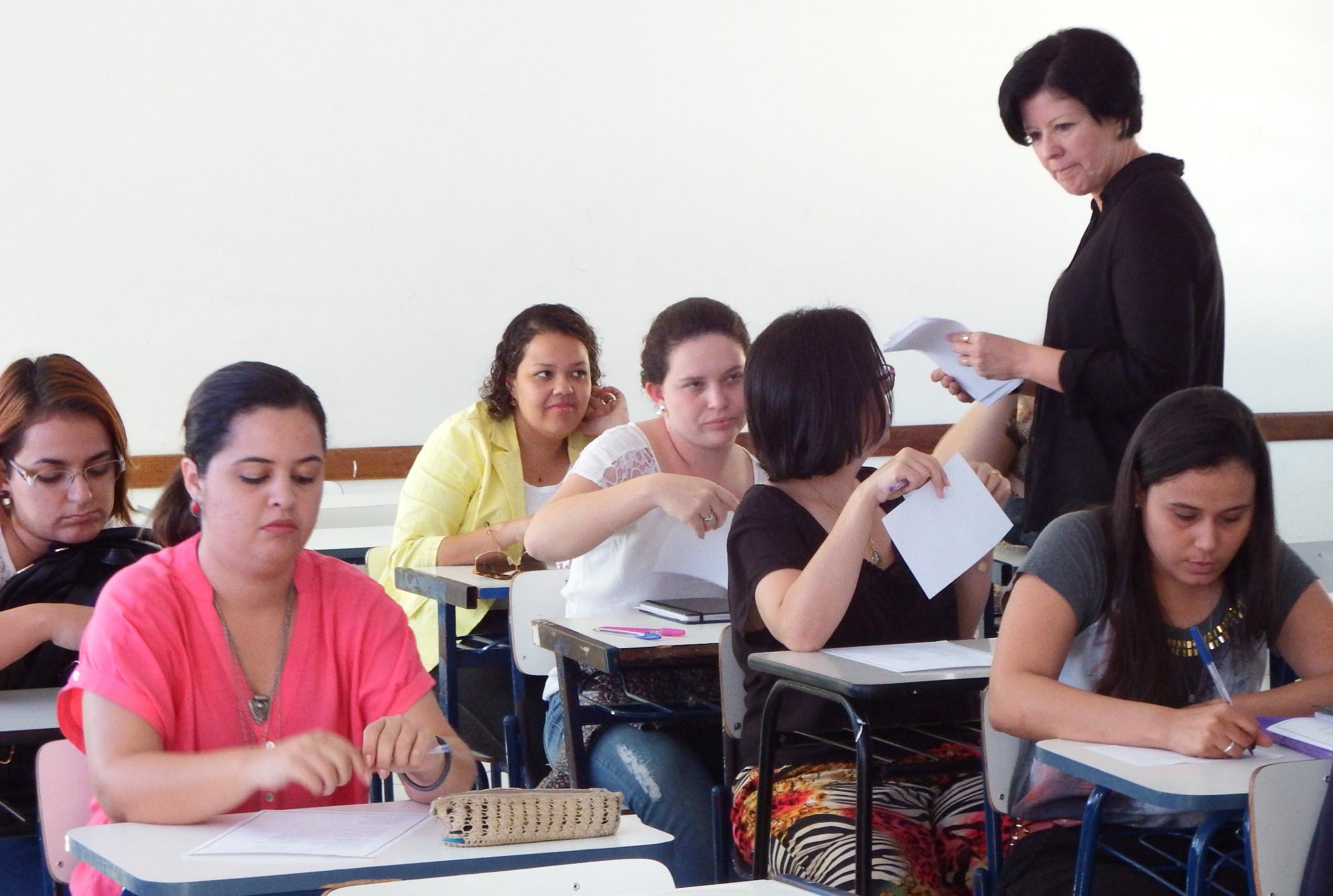 Educadores participam de formação sobre Inclusão Escolar / Foto: Marina Nunes
