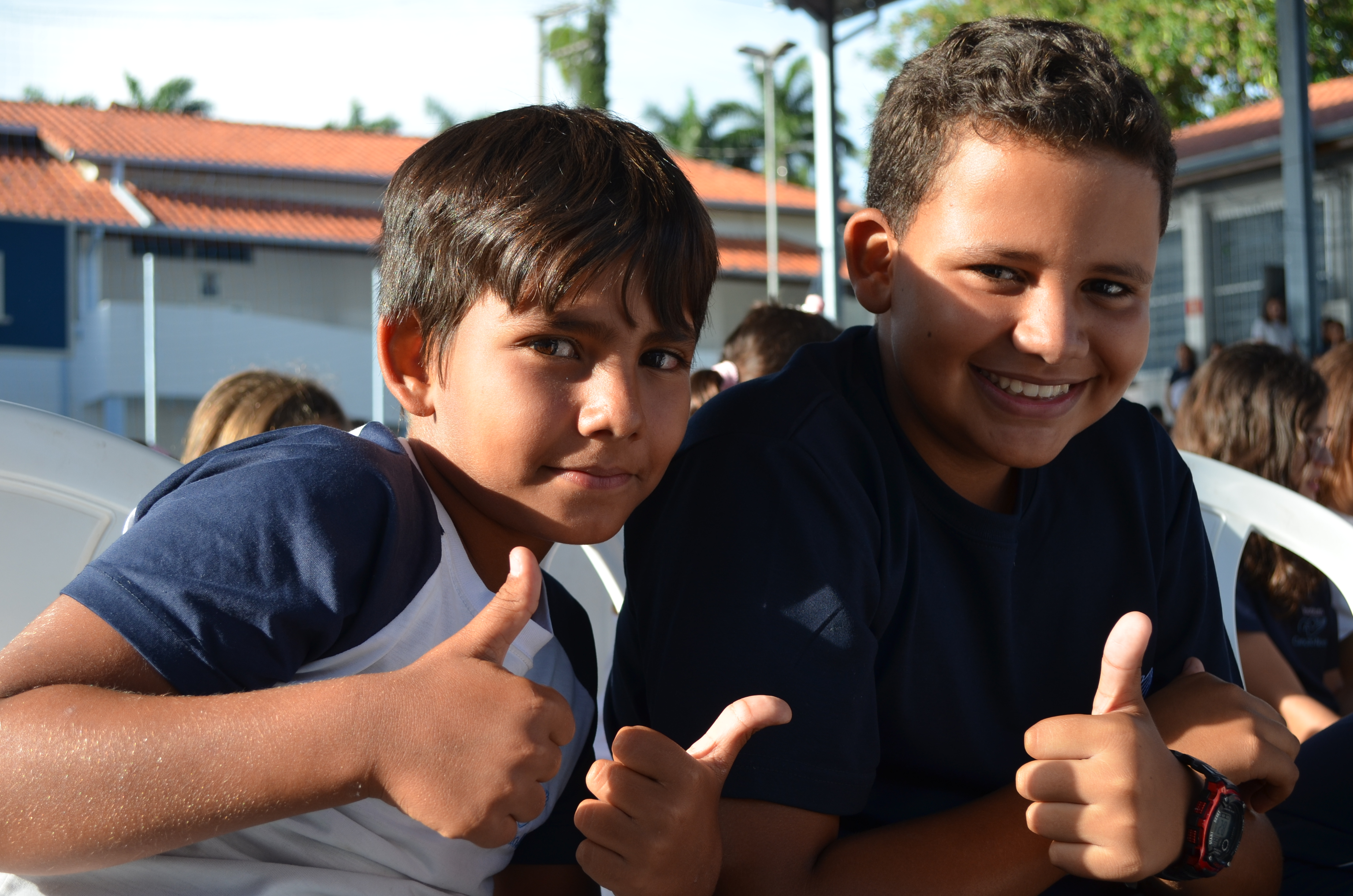 Como família salesiana, temos como missão educar e evangelizar os jovens.|Foto: Eugênia Fraante