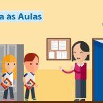 Início das aulas da Educação Infantil
