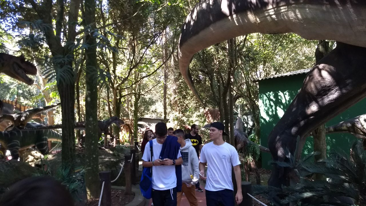 Educandos do Ensino Médio realiza passeio cultural