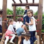 Parque de diversão, marca o Dia das Crianças