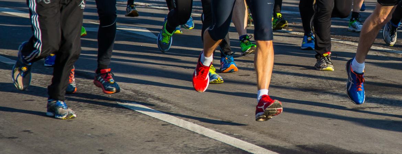 Corrida de rua cai no gosto popular