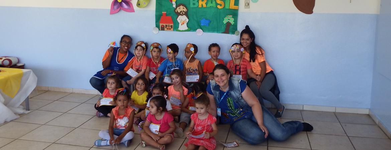 Carnaval 2018 - Crianças descobrem diversidade no Carnaval do Brasil