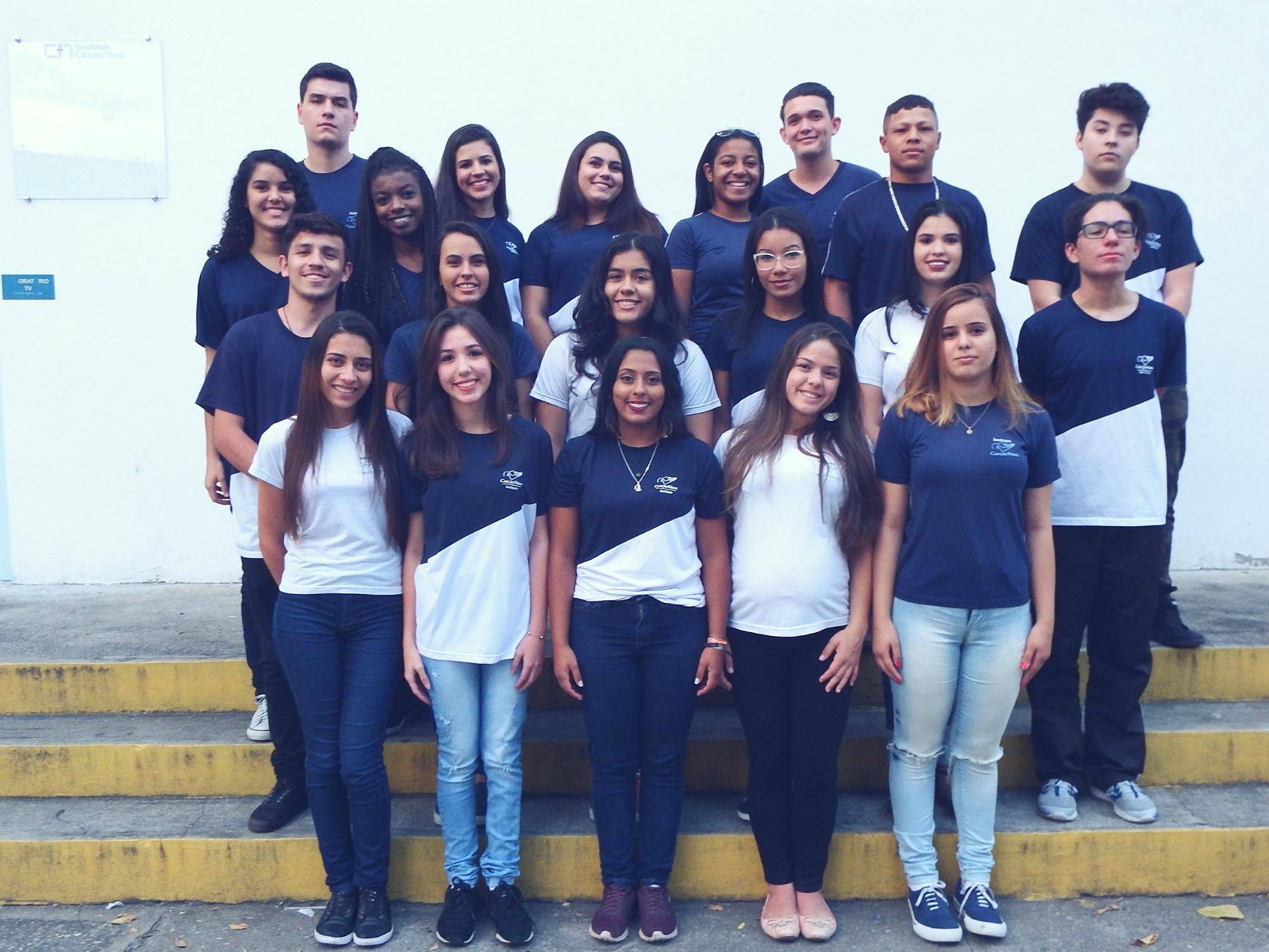 Formandos do Instituto Canção Nova 2018