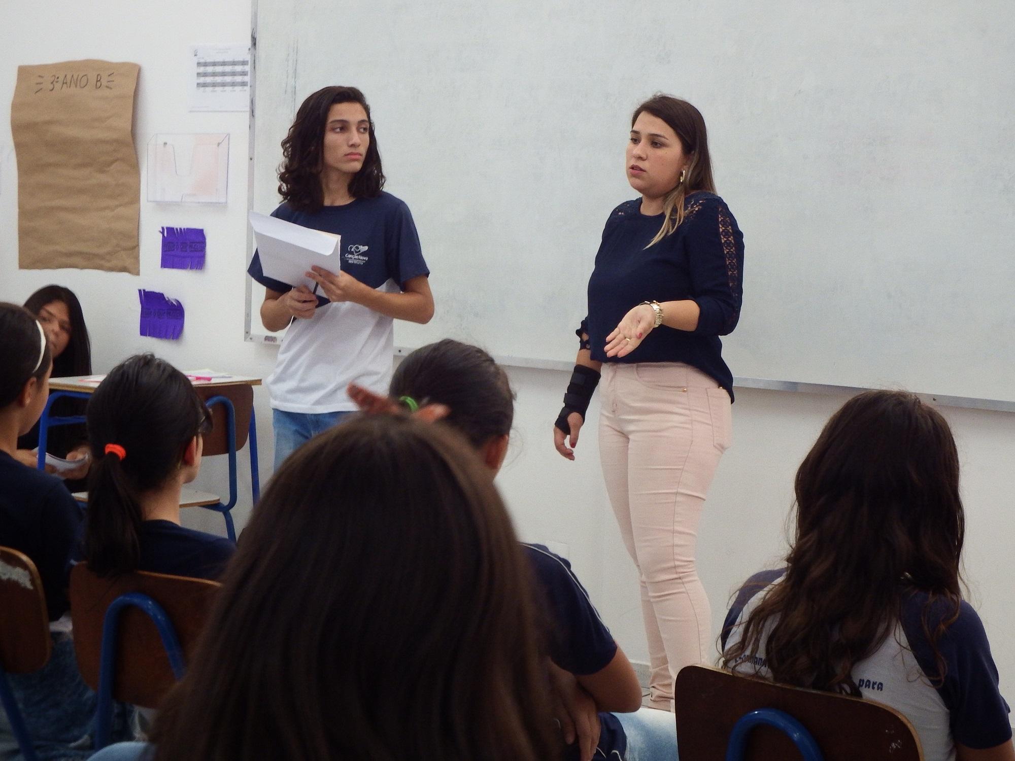 Palestras de Prevenção e Combate ao Bullying
