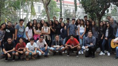 Jornada Jovem: Passeio Cultural do Instituto Canção Nova