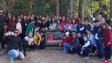 Educandos dos 6ºs anos visitam Ecologic Park