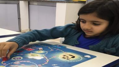 Projeto com jogos educativos