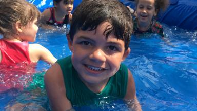 Educação Infantil promove diversão, conhecimento e ação solidária em comemoração ao Dia das Crianças