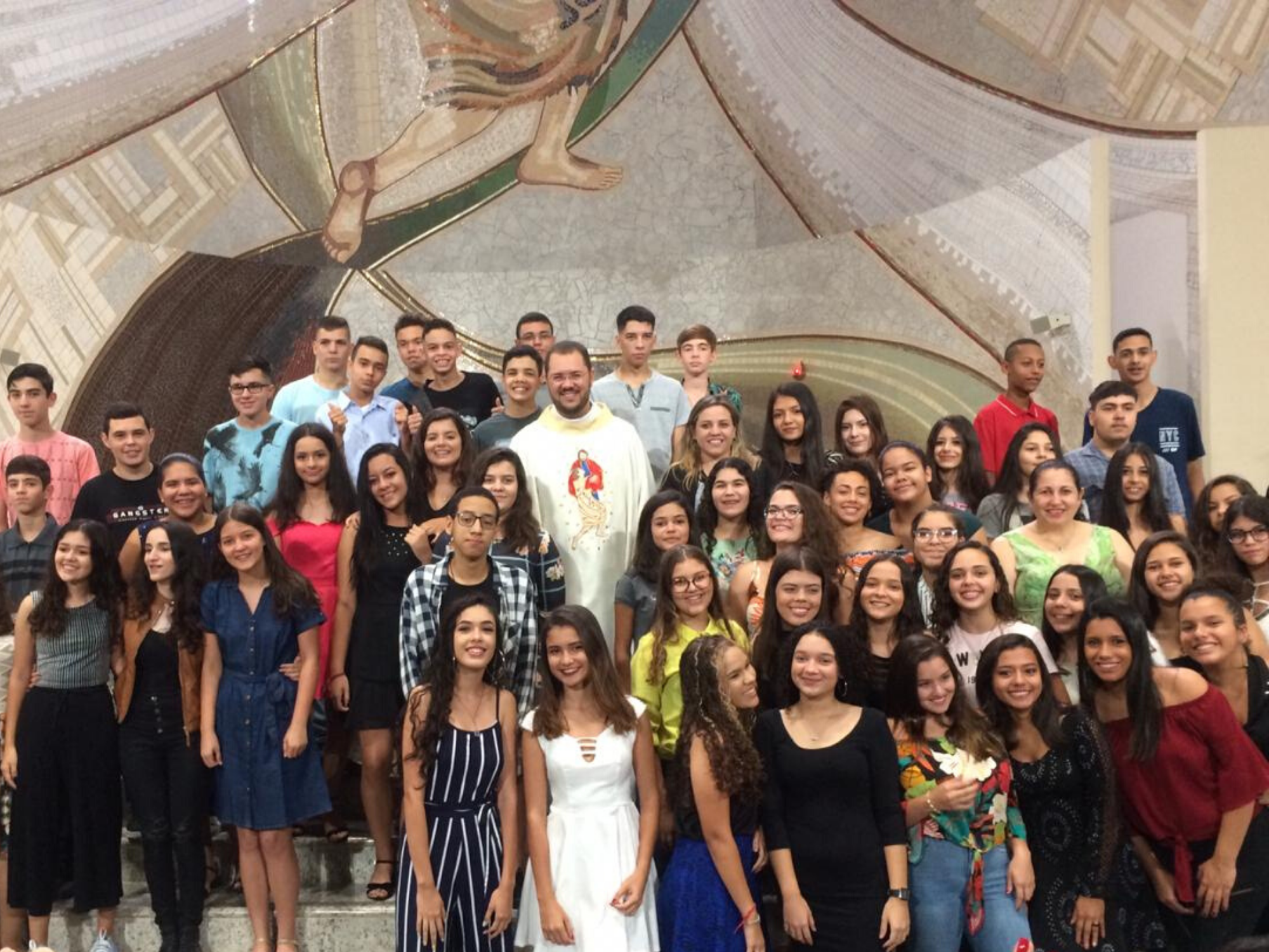 Missa de Formatura 2019