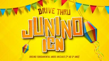 Drive Thru Junino