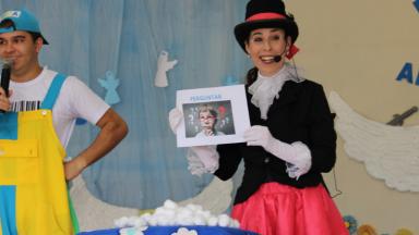 Festa dos Santos Arcanjos - Educação Infantil