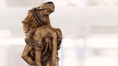 Pietá é a imagem da dor materna que não tem nome