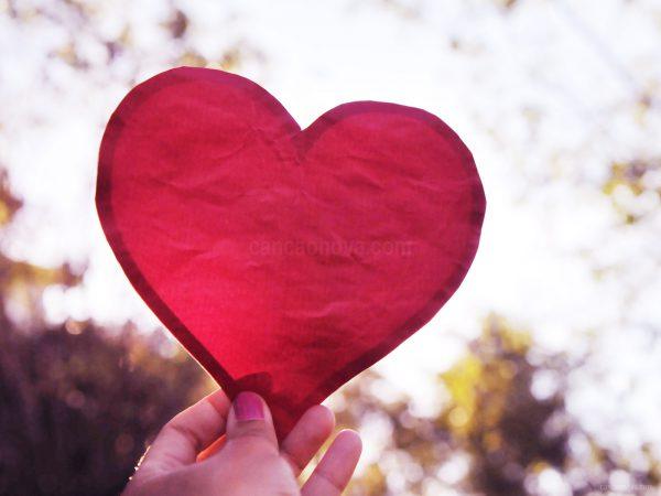 Coração, símbolo universal do amor