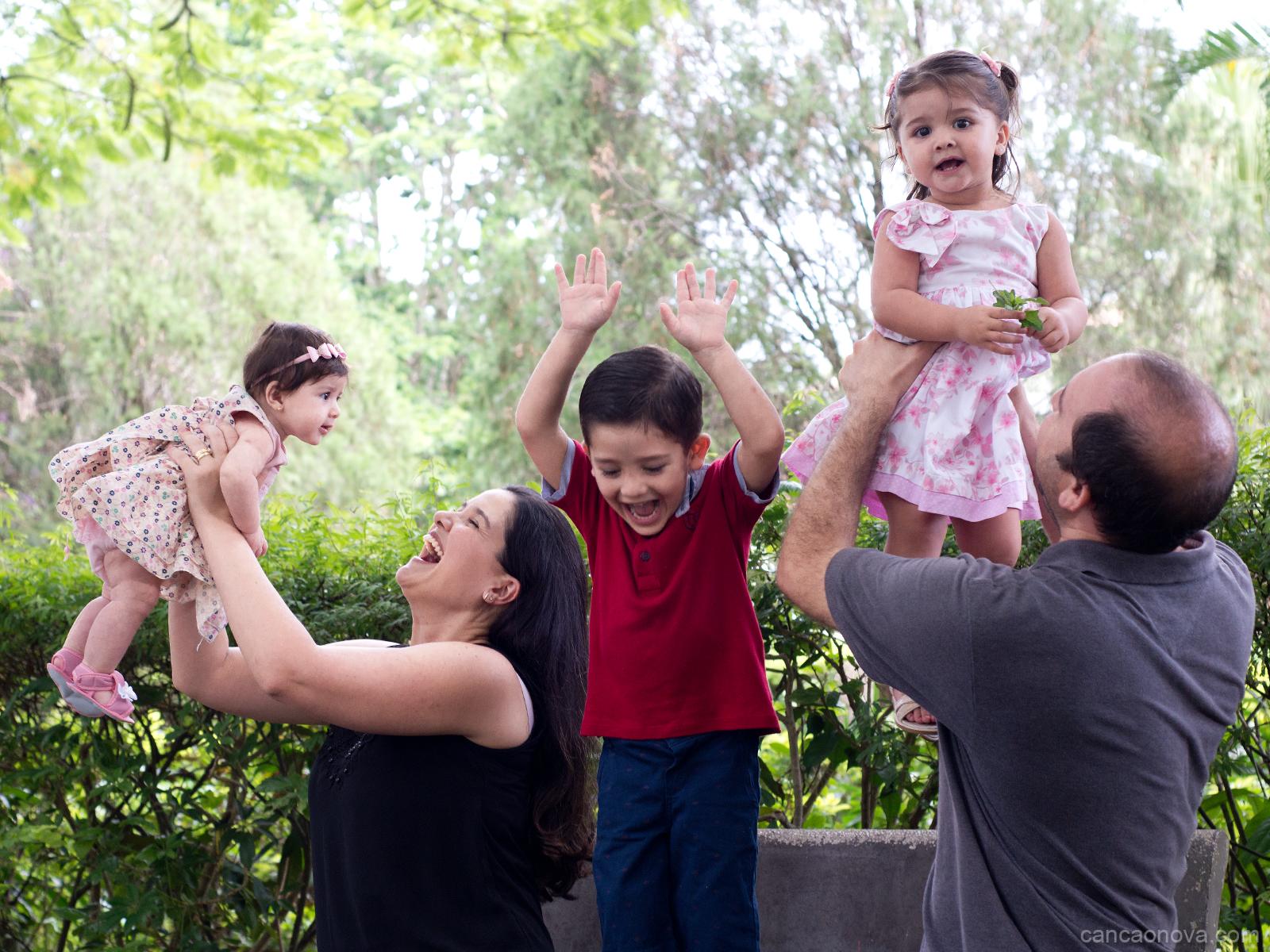 O futuro da humanidade passa pela família