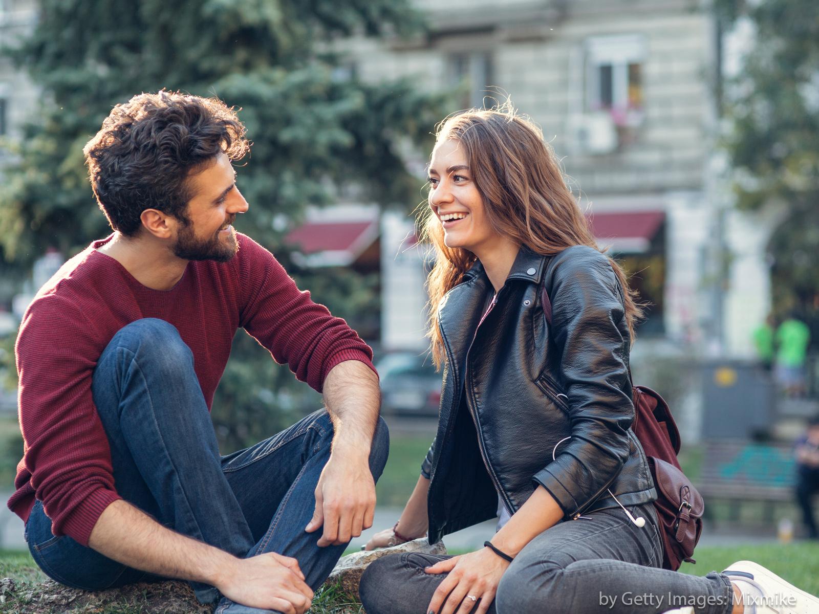 O crescimento do namoro está no diálogo
