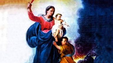 Rezemos juntos com Nossa Senhora da Defesa